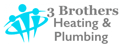 3 Brothers Plumbing & Heating Logo