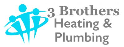 3 Brothers Plumbing & Heating Logo