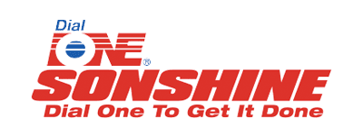 Dial One Sonshine Plumbing, Heating, A/C & Electrical Inc. Logo