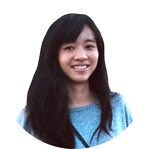 portrait of Yijing Shi, junior software engineer at Service Direct