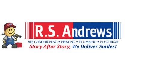 R. S. Andrews logo