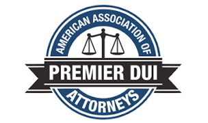 American Association of Premier DUI Attorneys logo