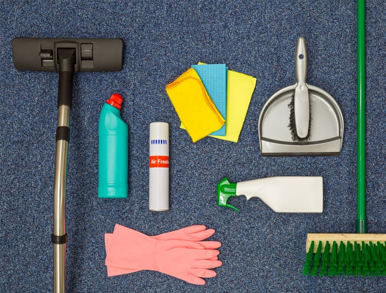 House Cleaning Leads header image