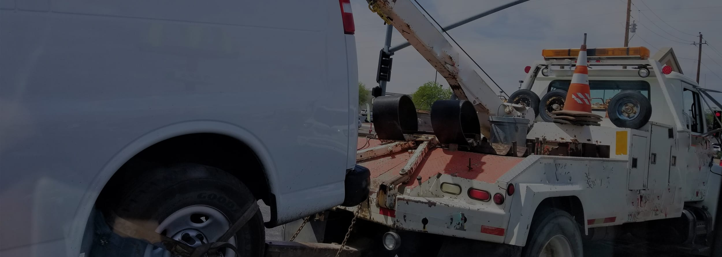 Towing Service Leads header image