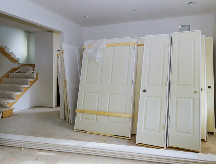 Door Installation Leads header image