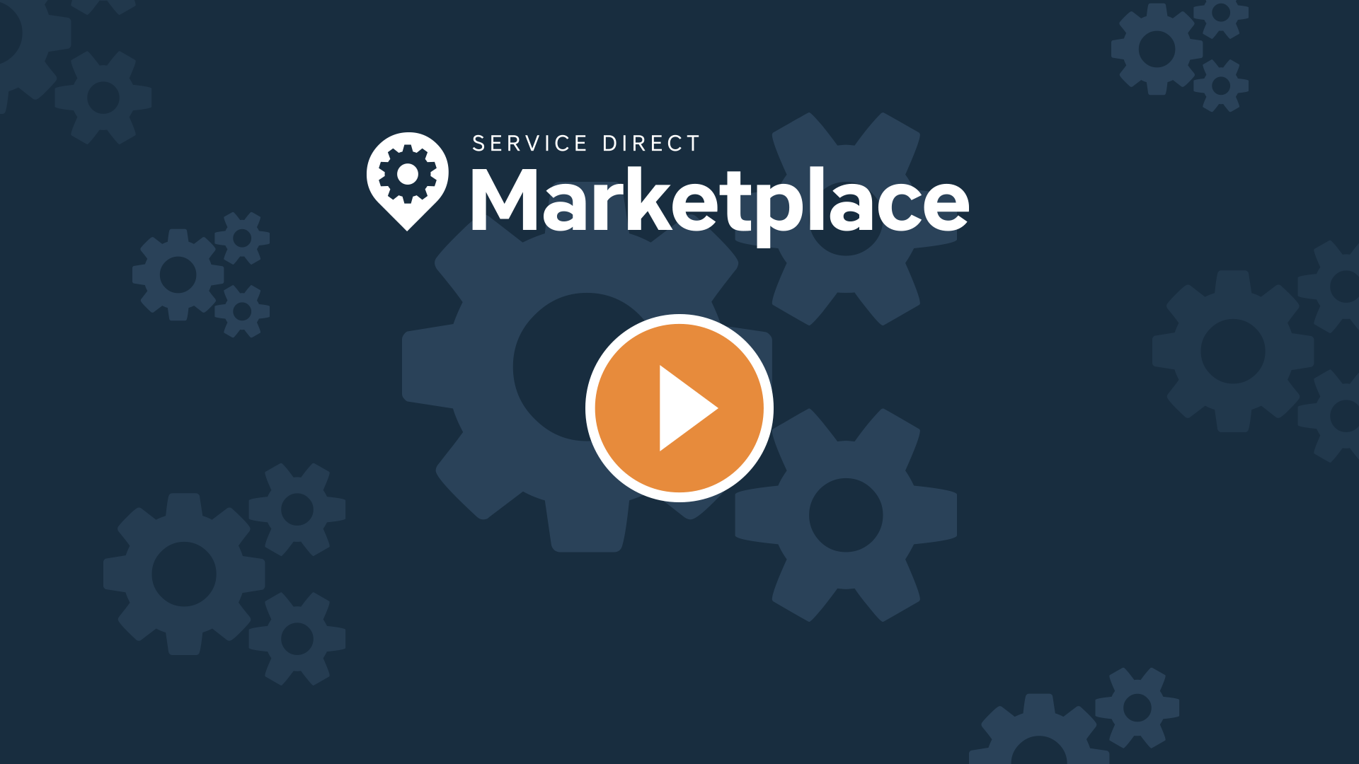 Service Direct Marketplace (Click to Play)