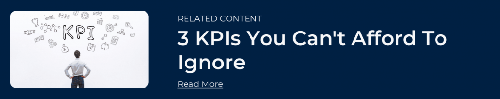 Marketing KPIs to Track - Related Content