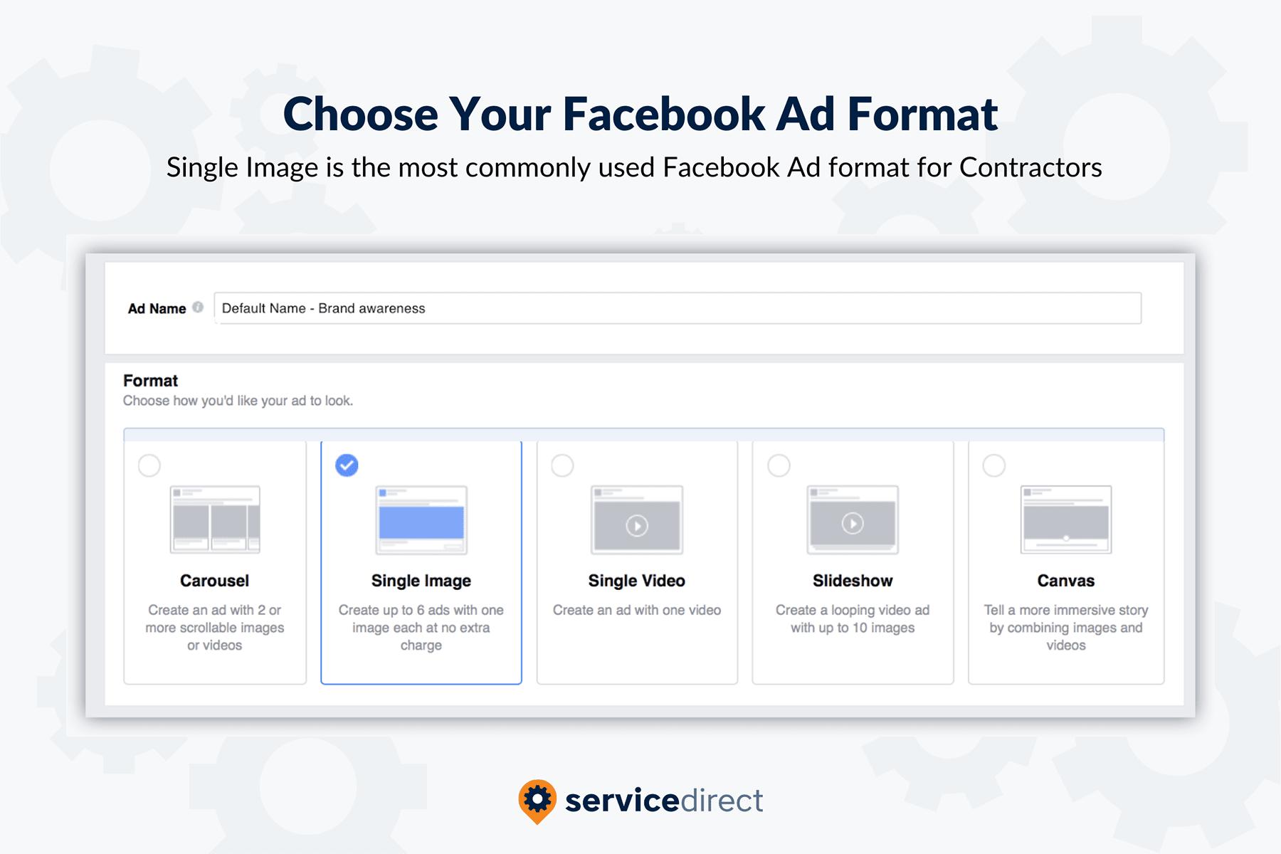 Facebook Ad Formats for Contractors